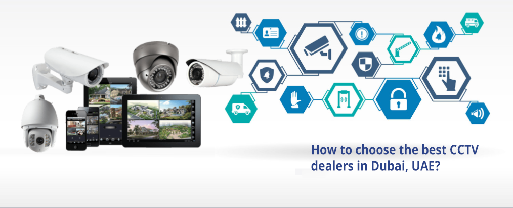 CCTV dealers in UAE